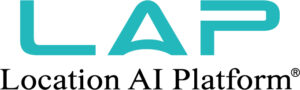 Location AI Platform🄬 ロゴ